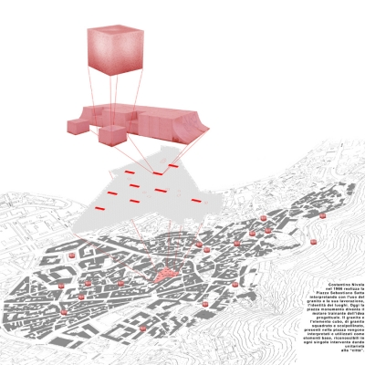 Redevelopment of the Historical Centre of Nuoro