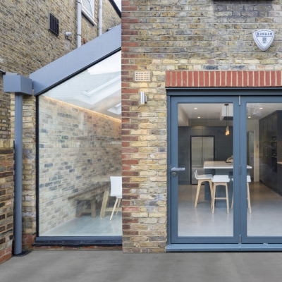House Extension and Refurbishment in Clapham Common